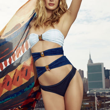 Agua Bendita Indigo One Piece