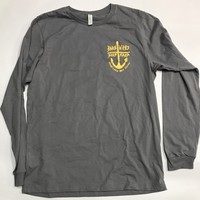 Bare Wires Surf Shop LS Tee-Storm