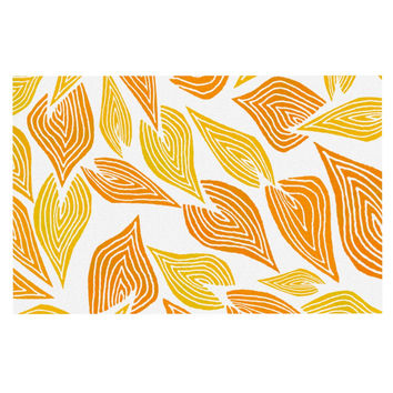 "Pom Graphic Design ""Autumn"" Decorative Door Mat"