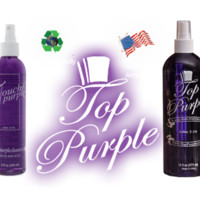 Top Purple - Touch of Purple 8 oz. Bottle