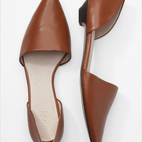 shoes > d'Orsay leather skimmers at J.Jill