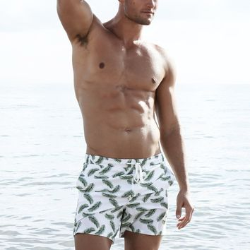 Nirvanic Swim Palm Riki Trunk