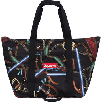 Supreme: Remington Packable Tote - Black