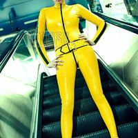 Rubber Catsuit