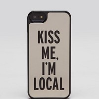 kate spade new york iPhone 5/5s Case - Kiss Me I'm Local