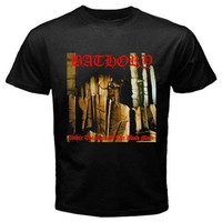 bathory Under the Sign Tshirt size S,M, L, XL, XXL, XXXL, 4XL and 5XL