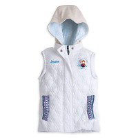 Anna and Elsa Hooded Vest for Girls - Personalizable | Disney Store