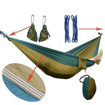 portable nylon single person hammock parachute parachute fabric hammock for travel hiking backpacking camping hammock 17 best camel backpack products on wanelo  rh   wanelo co