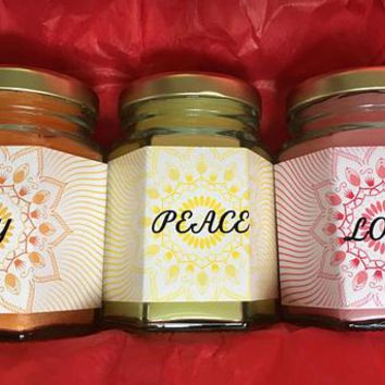 Christmas gift, Christmas candles - Essential Oil