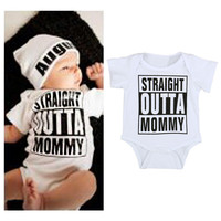 Children Baby Kids Cute Mom's baby Funny One-piece Clothing [9283981380]