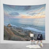 Ocean Tapestry Wall Tapestry by SEMphotography | Society6