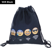 Emoji String Bag