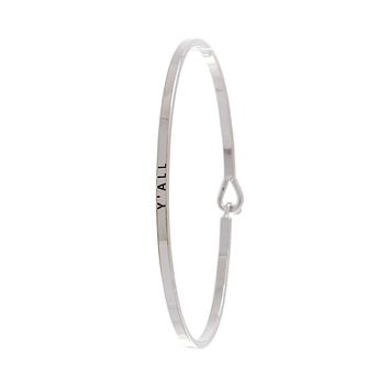 Yall Fashion Trendy Bangle ()