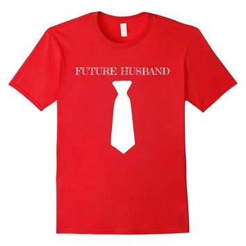 Mens Future Husband bachelor party groom stag party shirt