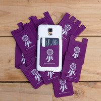 Lucid Dreamer Cell Phone Card Holder