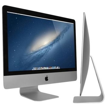 Apple iMac 27 Core i5-3470S Quad-Core 2.9GHz All-in-One Computer - 8GB 1TB GeForce GTX 660M/OSX/Cam (Late 2012)