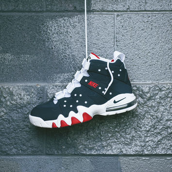 Nike Air Max2 CB '94 - Obsidian/Gym Red-White