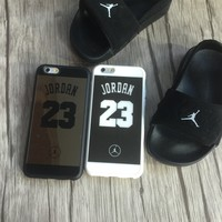 JORDAN 23 Mirror Case for iPhone