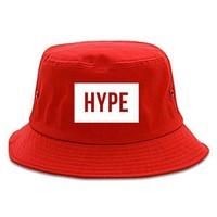 Red Hype Bucket Hat