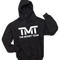 The Money Team Pullover Hoodie Black