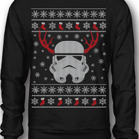 EXCLUSIVE Star Wars Stormtrooper Ugly Christmas Sweater / Shirt