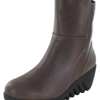Cougar Bern Women's Waterproof Mid-Calf Boots Booties Leather
