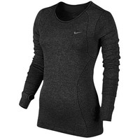Nike Dri-FIT Knit Long Sleeve Top - Women's