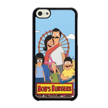 bob s burgers tina belcher 4 iphone 5c case cover  number 1