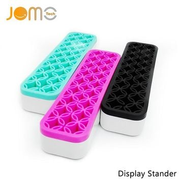 Universal Multifundition Display Stand Silicone Electronic  Vaporizer Pen Tool Box Mod  Accessory Jomo-225