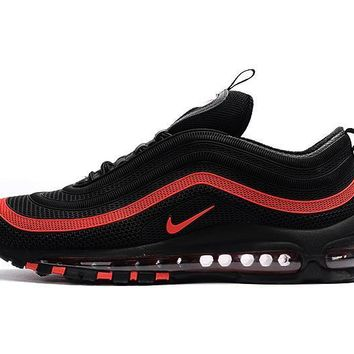 BC HCXX nike air max 97 black&red