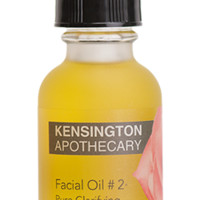Facial Oil #2Pure Clarifying