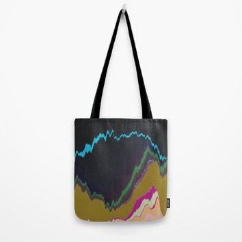 Unstable Tote Bag by DuckyB