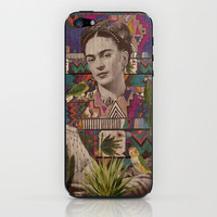 VIVA LA VIDA iPhone & iPod Skin by Kris Tate