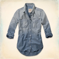 Broad Beach Denim Shirt