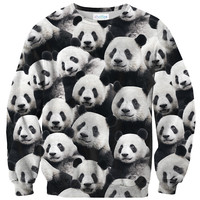 Panda Invasion Sweater