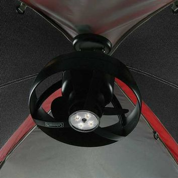 Coleman - Camping Fan | Camp Lantern | Coleman - Cool Zephyr™ Ceiling Fan with Light