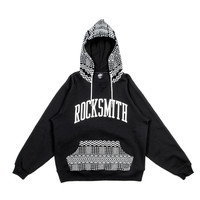 Rocksmith Clothing Freetown Pullover in Black | Rocksmith Winter 2013 Collection | Shop Rocksmith Clothing Pullovers Online
