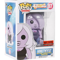 Funko Steven Universe Pop! Amethyst Vinyl Figure Hot Topic Exclusive Pre-Release