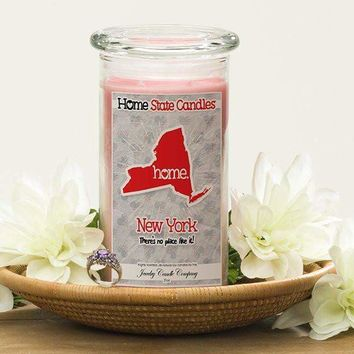 New York | Home State Candle®