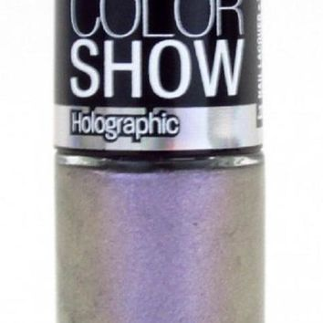 Maybelline Color Show Nail Polish Lacquer - Lavender Lustre