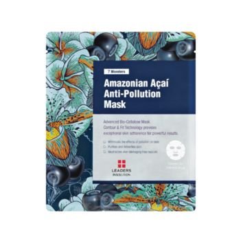 [LEADERS] 7 WONDERS Amazonian Acai Anti-Pollution Mask