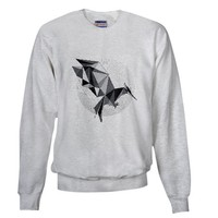 Catching Fire: It Only Takes A Spark! Sweatshirt by listing-store-111461281