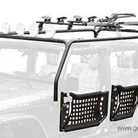 JK 2 Door Roof Rack Base unit. Two Box set