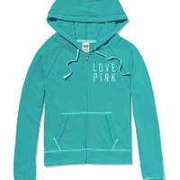 Perfect Zip Hoodie - Victorias Secret PINK - Victoria's Secret