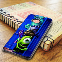 Walt Disney Monster University HTC One M7 Case