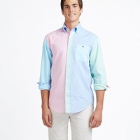 Oxford Party Tucker Shirt