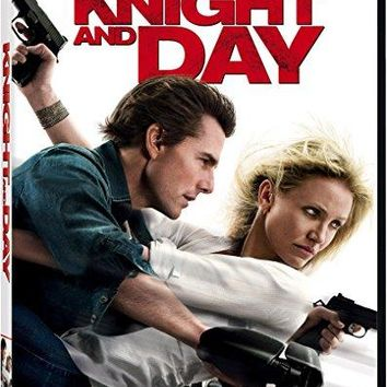 Tom Cruise & Cameron Diaz & James Mangold-Knight and Day