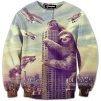 Empire Sloth Crewneck