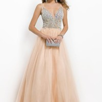 Blush 5300 at Prom Dress Shop