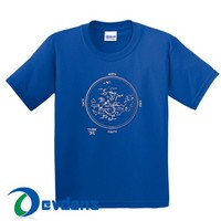Project Social T Constellation T Shirt Women And Men Size S To 3XL